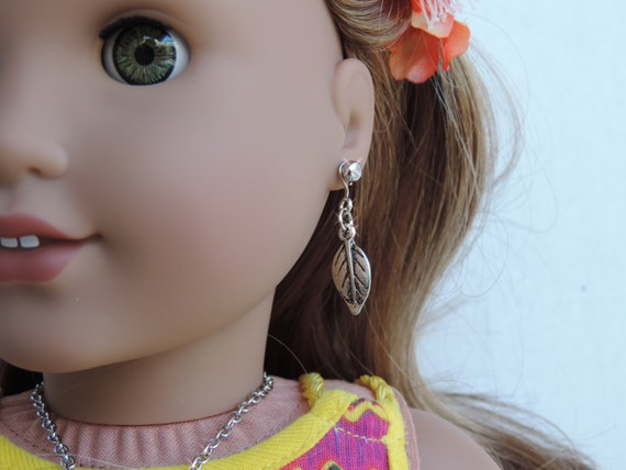 "Lea/'s Accessories NEW American Girl Doll Lea/'s EARRINGS SET good for 18/"" Dolls"