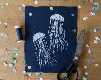Jellyfish patch