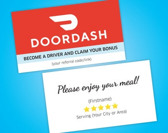Doordash | Etsy