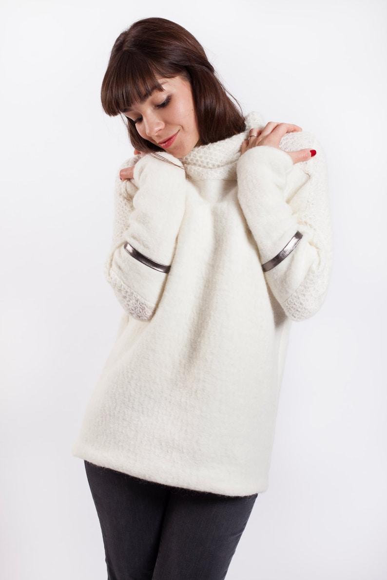 Cashmere Sweater Warm Sweater Plus Size Sweater Oversized  b2a469cc9