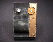 Vintage Zenith Royal 250 Transistor Radio in as-is Condition