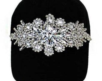 846661616ff Crystal cowboy hat