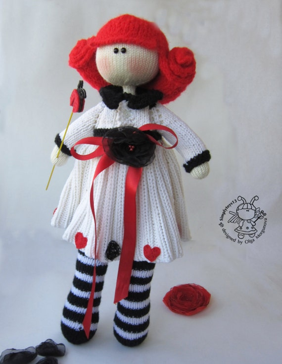 Doll Helen Doll Pattern Amigurumi Doll Instant Download Etsy