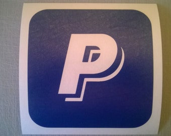Social Media Icons - Individual (Rounded Square) - PayPal