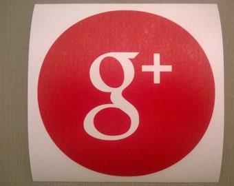 Social Media Icons - Individual (Circular) - Google+ (Google Plus)