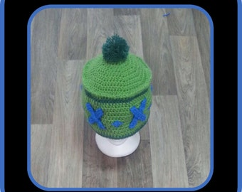 """Frozens """"OAKEN"""" Beanie.  Now available in another color."""