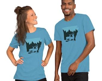 Arkansas State Short-Sleeve Unisex T-Shirt