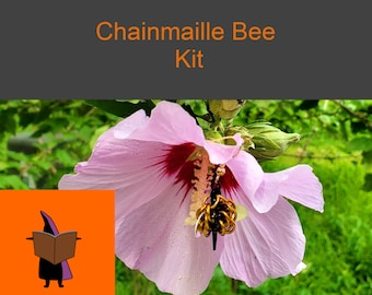 Chainmaille Bee Kit - Tutorial NOT included