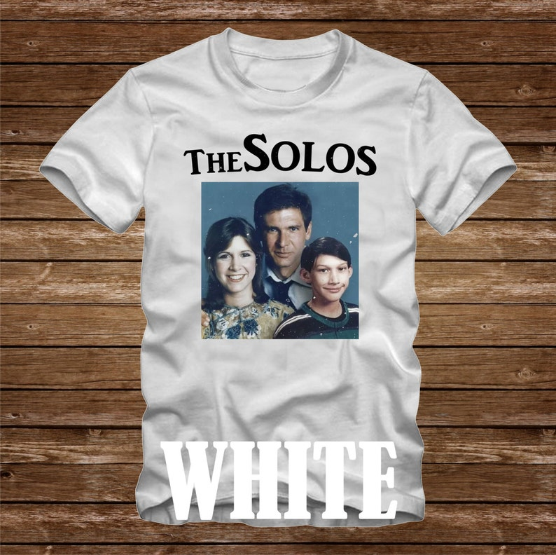45163634e1e163 THE SOLOS Family Portrait T-Shirt or Bodysuit-adult & kids   Etsy