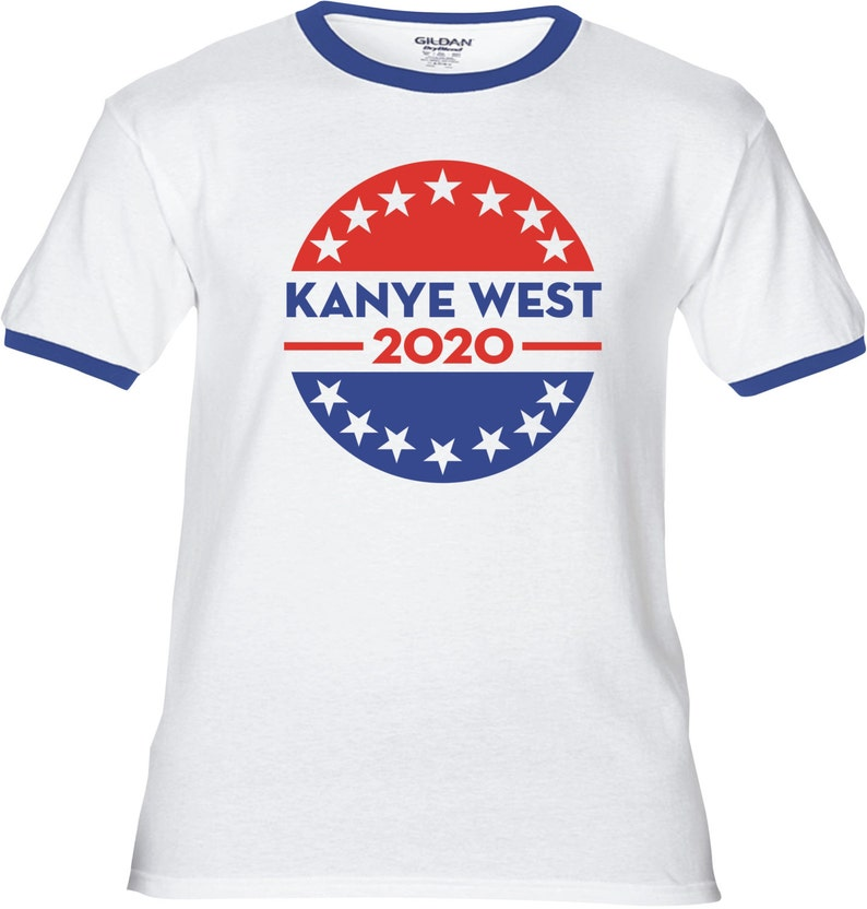 968e9732 KANYE WEST 2020 for President Premium T-Shirt Many Color | Etsy