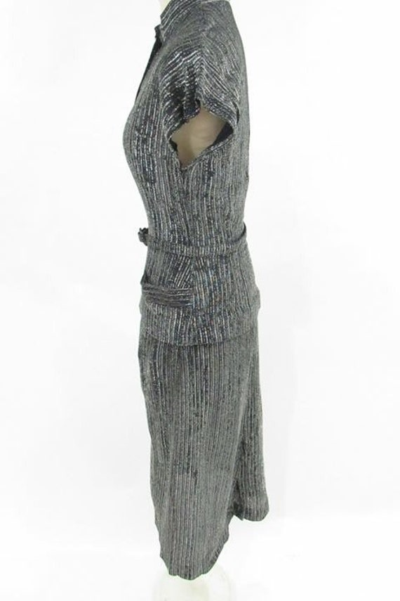 Stunning 1960s lurex suit // vintage lurex suit /… - image 6