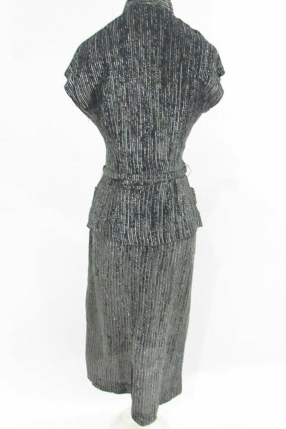 Stunning 1960s lurex suit // vintage lurex suit /… - image 5