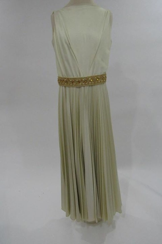 Incredible 1960's Gold Jump Suit // vintage gold j