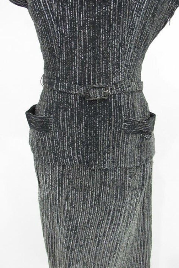 Stunning 1960s lurex suit // vintage lurex suit /… - image 7