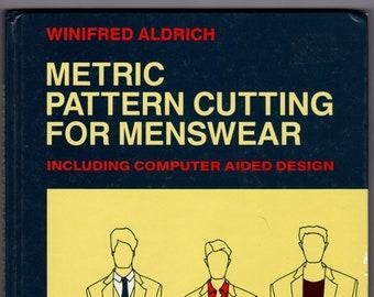 metric pattern cutting for menswear aldrich winifred