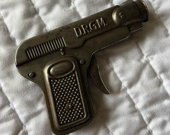 Vintage Toy Cap Gun - DRGM Cap Gun - German Cap Gun