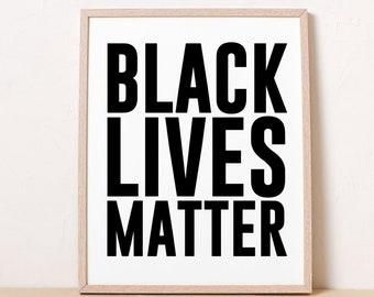 Black History Print Etsy