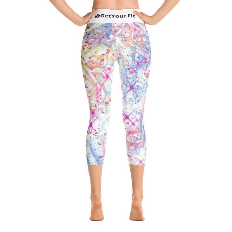Get Musical Yoga Capri Leggings image 0