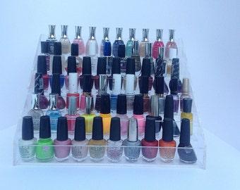 Large nail polish organizer