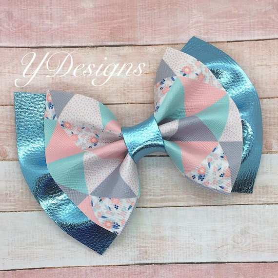 Pinch Bow Template Svg Bow Template Svg Files Cricut Svg Etsy