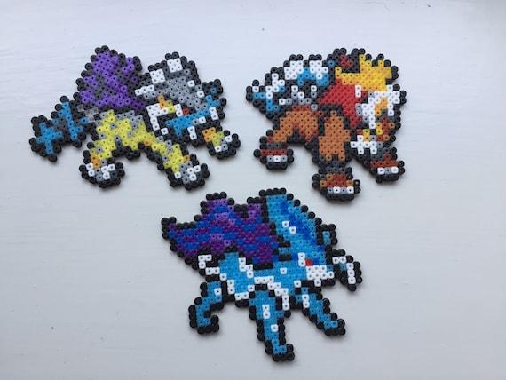 Pixel Pokemon Legendaire
