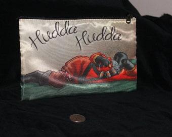 Sexy Pyro Zipper Bag