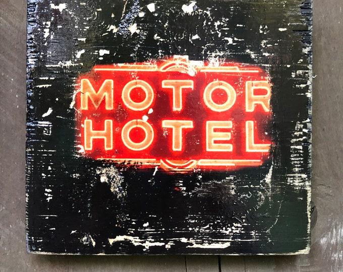 Motor Hotel 5x5\u201d