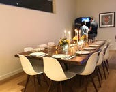 Black Walnut Dining Table...