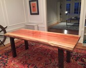 Live Edge Dining Table Re...