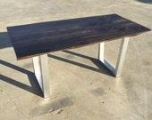 Small Espresso Table Made...
