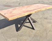 Modern X Table Base...