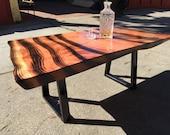 Zebra Coffee Table by Dog...