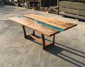 Resin River Table - AKA &...
