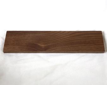Wooden Walnut Keyboard Wrist Rest