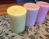 Beeswax Candles Pillar Candle Votive Candle - Handmade in Israel