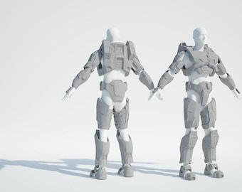 Halo armor | Etsy