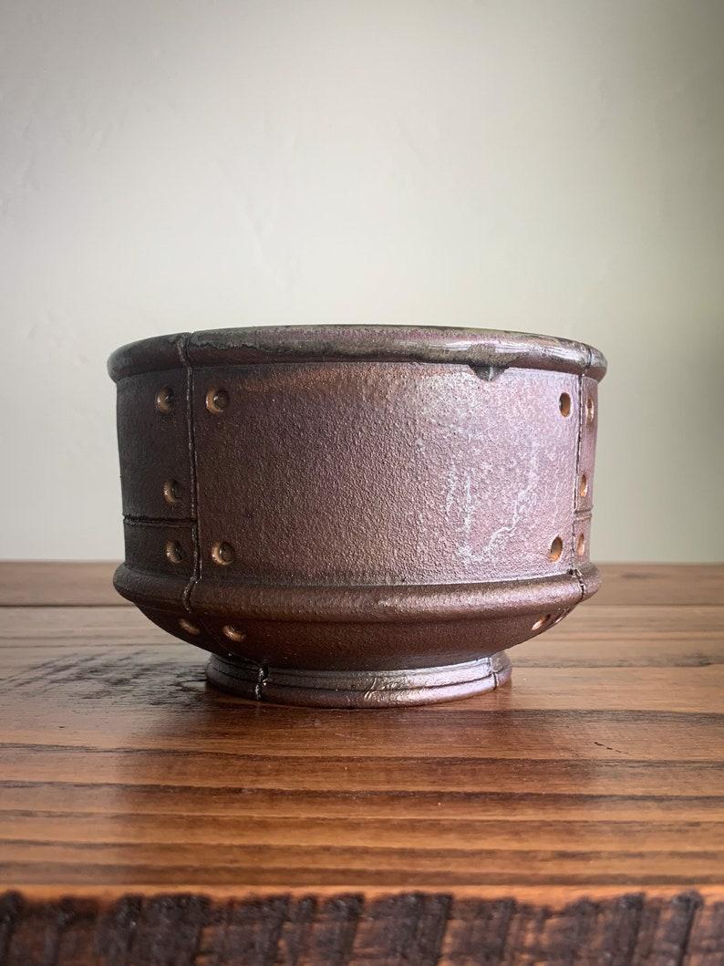 WoodSoda fired Bowl