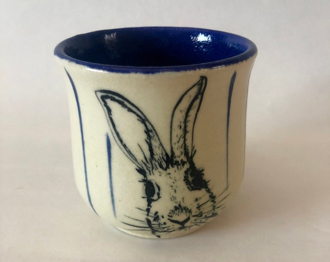 Rabbit Coffee Cup