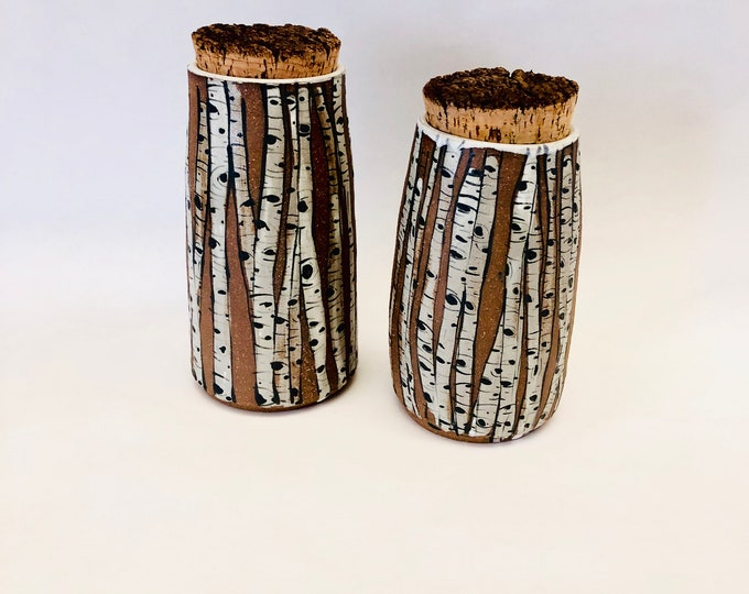 Birch Tree Canisters