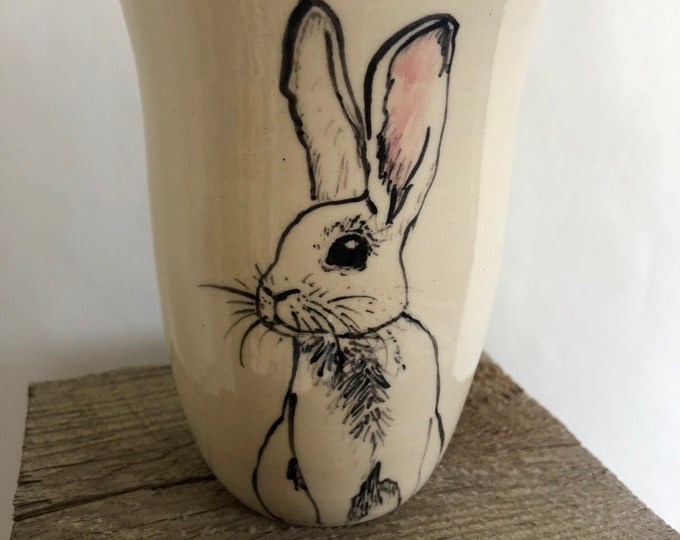 Rabbit, Squirrel and Jackalope pints