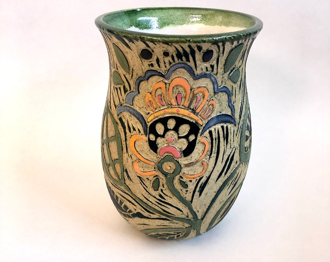 Swedish Flower Vase