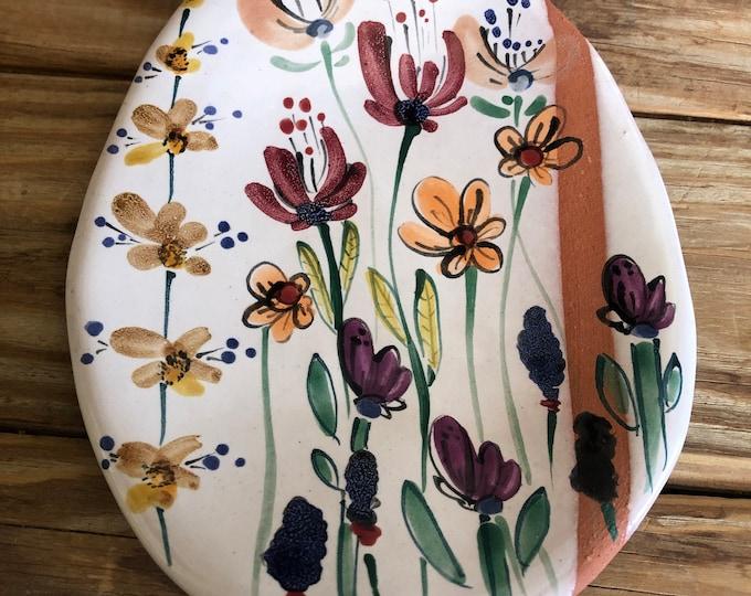 Swedish Wildflower Dish