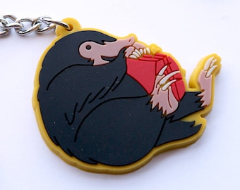 Harry Potter - Niffler PVC Keyring, Fantastic Beasts and Where to Find Them