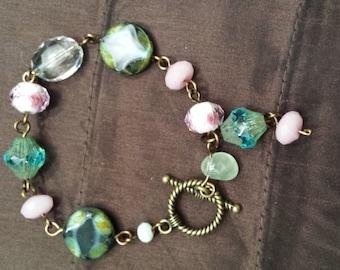 designer bracelet by petronella