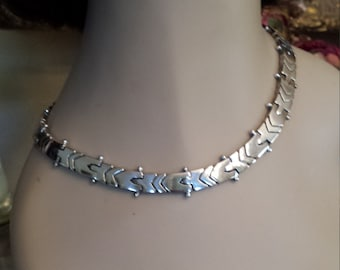 Sterling silver 925 mexico necklace
