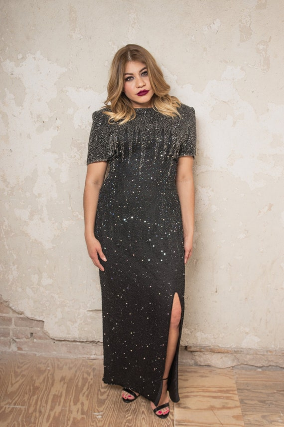 Stenay Formal Sequin Gown
