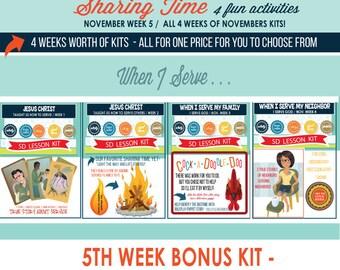 November Week 5 Bundle