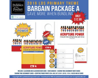 Primary 2016 Bargain Package A - BB