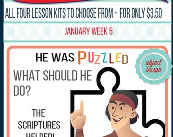 January 2016 - Week 5 Bundle