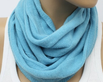 Neck warmer knit  infinity scarf circle scarf winter scarfs neck warmer cowl birthday gifts women's accessory fashion scarves